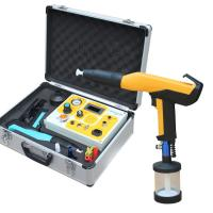 China Portabel Electrostatic Powder Spraying Equipment For Lab Experimental on sale