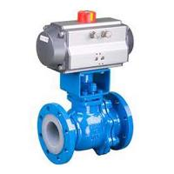 Pneumatic ball valve (Q641F46-16C)