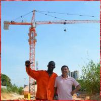 Topkit tower crane QTZ60(5010) Manufactures