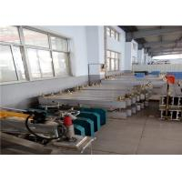 Hydraulic Press Conveyor Belt Vulcanizing Equipment With Electronic Pump Manufactures