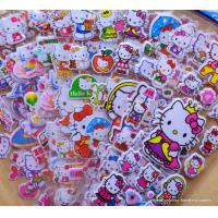 Buy cheap Kawaii Cute Cartoon Foam Stickers 3D EVA Puffy Stickers for Girls Decorative from wholesalers