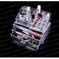 China CB (36) clear plastic makeup drawers on sale