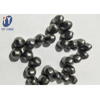 China Standard Type Grinding Tungsten Carbide Studs For Roller Press Customized Size on sale