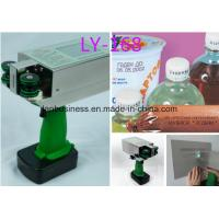 3 Lines Big Characters 35mm Plastic Pipe Inkjet Printer Manufactures
