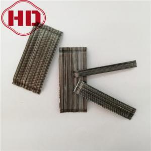 China Glued steel fiber for concrete reinforcement on sale