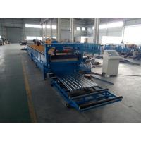 XR11-106-1060 Trapezoidal Roof Panel Roll Forming Machine Metal Profile Lines Manufactures
