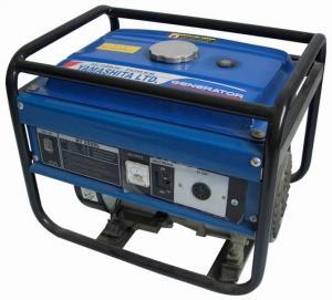 China 110V 220V 50HZ 60H Gasoline Generator 5.5 HP 1800 Watt With 100% Copper on sale