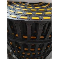 China Plastic Energy Drag Cable Chain Overhead Crane Parts To Crane Festoon System on sale