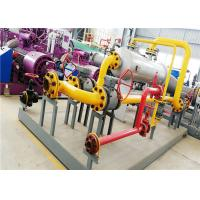China Skid mounted Gas Filter and separator Solid liquid separator on sale