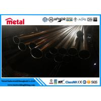 Large Diameter Stainless Steel Tubing , ASTM A312 UNS S30815 Stainless Steel Threaded Pipe Manufactures