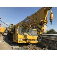 50 Ton Crane For Sale , Made in Japan Used KATO Crane For Sale NK500E Manufactures