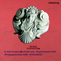 China Exquisite Carving PU Niches Wall hanging decoration on sale