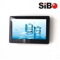 SIBO 7 POE powered Wall Mounting Touch Screen For Home Automation Manufactures