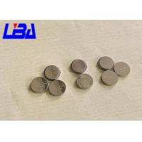 Light Weight CR 2032 3v Lithium Battery , Long Life Button Cell Battery Manufactures