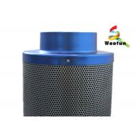 Quality Greenhouse Carbon Air Filters 35mm Bed With Stainless Steel Mesh for sale