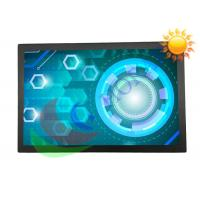 Widescreen 12.1 Inch Sunlight Viewable Monitor , Sunlight Readable LCD Display Manufactures