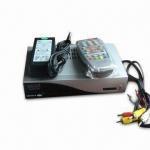 DVB/Digital Satellite Receiver (Dreambox DM500S/C/T), Menu-drive On-screen Display Manufactures