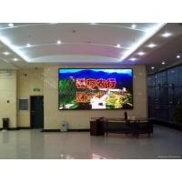 China ROHS P6 Indoor Led Display Screen 1500 Cd / m2 100000 hrs Long Life on sale