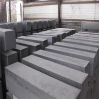 high Compression Strength high pure fine grained 8 micro isostatic graphite block Manufactures
