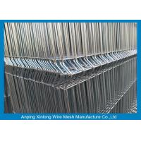 High Anti-Corrosion Hot Dipped Galvanized Wire Mesh Fence For Private Ground Manufactures