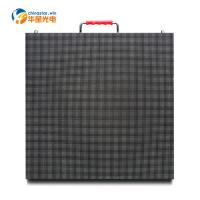 China Hot Sale Full Color P3.91 Outdoor LED Die-casting Panel 500*500mm Rental LED Display on sale