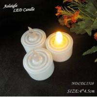 New design blowing off led tea light candle Manufactures