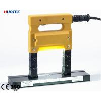 Yellow Color Mag Particle Testing Equipment For Surface Crack Testing Manufactures