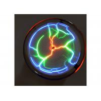 Colorful  Plasma Lightning Plate 2.5 Inch , Pocket Plasma Disk  With Battery For Kid Toy Manufactures