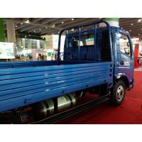Type 2 Glass Fiber Natural Gas Cylinders , Light Duty Truck Composite Gas Cylinders Manufactures