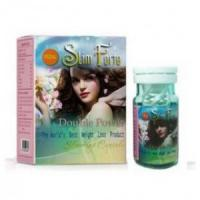 China Female Slim Forte Double Power Slimming Capsule To Lose Weight Natural Plant Extract on sale