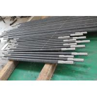 Hex32 - T38 Threaded Drill Rod Flushing Hole 9.6 Mm With High Fatigue Strength Manufactures