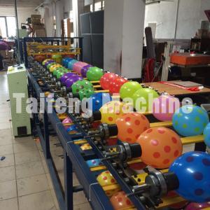 China Good quality latex balloon printing machine,Latex balloons promotional balloons printing machine on sale