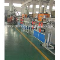 Bale Pet Strap Extrusion Line Recycled Pet Bottle Flakes