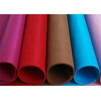 850gsm Industrial Felt Fabric PET Fiber With 0.8mm-60mm Thickness Manufactures