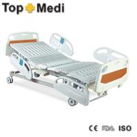 Detachable ABS Electric Adjustable Hospital Beds with three functions Manufactures