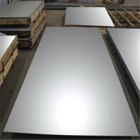 Decorative Mirrored 4 x 8 Stainless Steel Sheet Hot Rolled 321 / 310S / 309S Manufactures