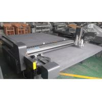 Buy cheap Rubber Gasket Carbon Fiber Cutting Machine With Highly - Efficient Servo System from wholesalers