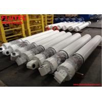 Construction Machine Mill Type Hydraulic Cylinders AISI1045 Rod Manufactures