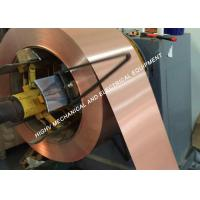 T2 M Red Copper Foil Strip 0.5mm Thickness High Conductivity High Purity Manufactures
