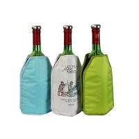 China Premium quality customized logo neoprene single beer bottle cooler Wholesale price and colorful neoprene insulated wine on sale