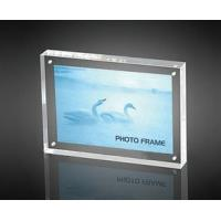 China Perspex Acrylic Led Light Display Advertising Board / Acrylic Display Frame on sale