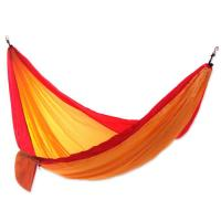 Buy cheap Multicolor Outdoor Furniture Parachute Sleeping Hammocks from wholesalers