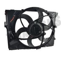 China DV12 400W 12 Volt Car Cooling Fan For BMW E90 OEM 1711 7590 699 / Electric Radiator Cooling Fans on sale