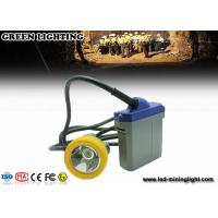 10000 Lux Anti Explosive Coal Mining Lights rechageable GLT - 7C 216 Lum ABS meterial Manufactures