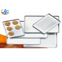 Quality Aluminum Alloy Bakery Baking Tray / Non Stick Baking Tray Durable for sale