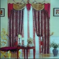100% polyester curtain fabric Manufactures