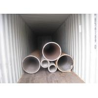 Refinery Carbon Steel Seamless Tube ASTM A106 Grade C Hot Finished 610 * 100mm NDE Manufactures