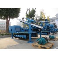 Hydraulic Impact / Top Drive Anchor Drilling Rig Krupp And Eurodrill MDL-C150 Manufactures