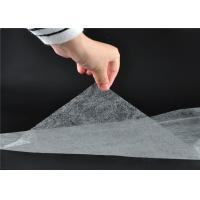 Clothing Garment Hot Melt Adhesive Web Copolyester Material High Stripping Strength Manufactures