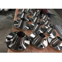 China ASME B16.5 Duplex Stainless Steel Flanges 1/2 - 24 ASTM A182 F44 254SMO 1.4547 WN SO Flange on sale